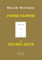 Indeks nazwisk do Volumina Legum (E-book PDF)
